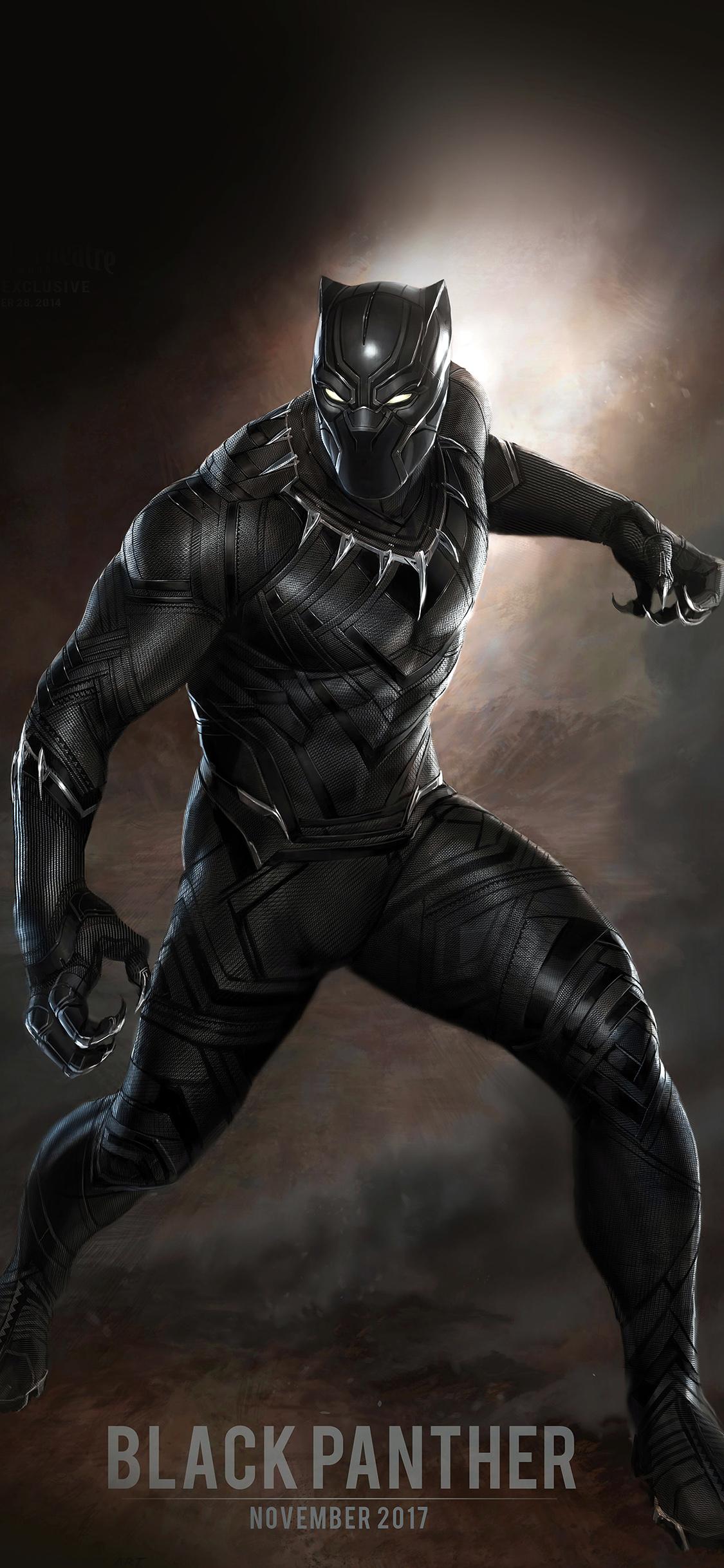 iPhoneXpapers.com-Apple-iPhone-wallpaper-aq76-black-panther-art-hero-captain-america