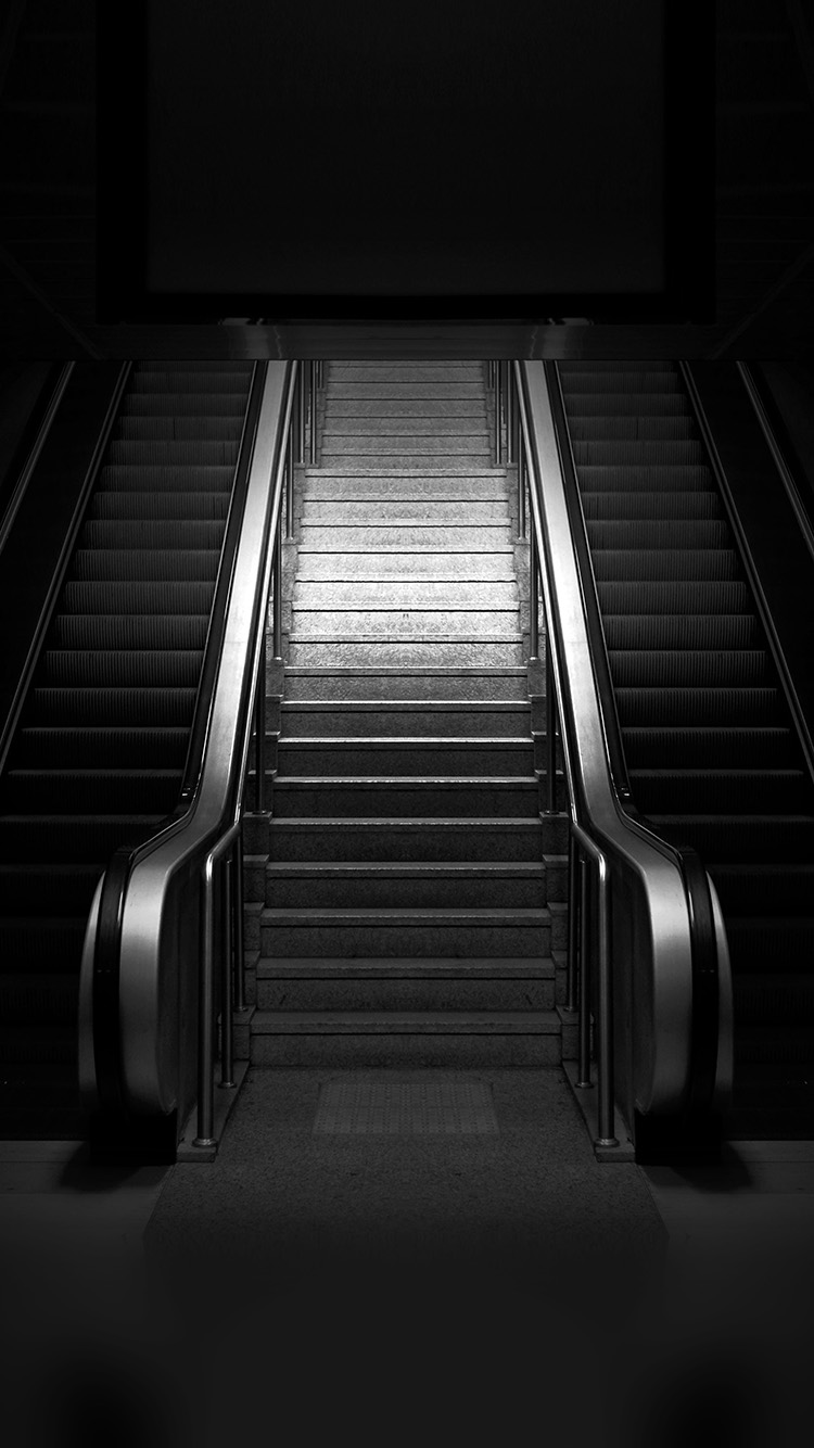 iPhone6papers.co-Apple-iPhone-6-iphone6-plus-wallpaper-aq80-dark-stairs-art-bw