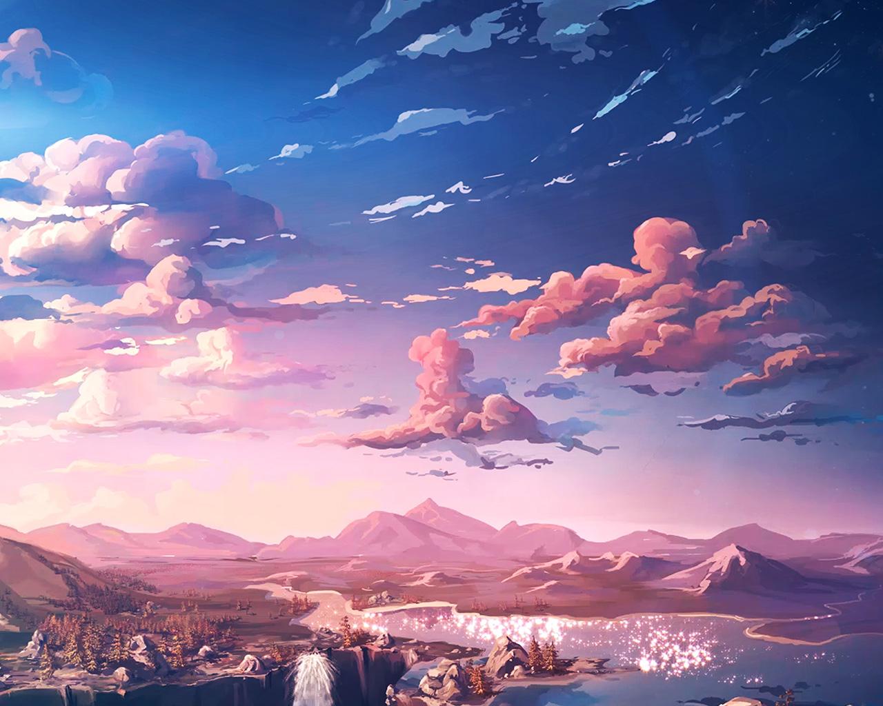 aq84-nature-anime-art-sea-art-falre-wallpaper