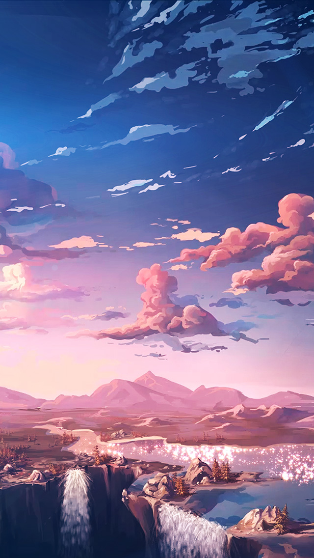 illustration sea sky