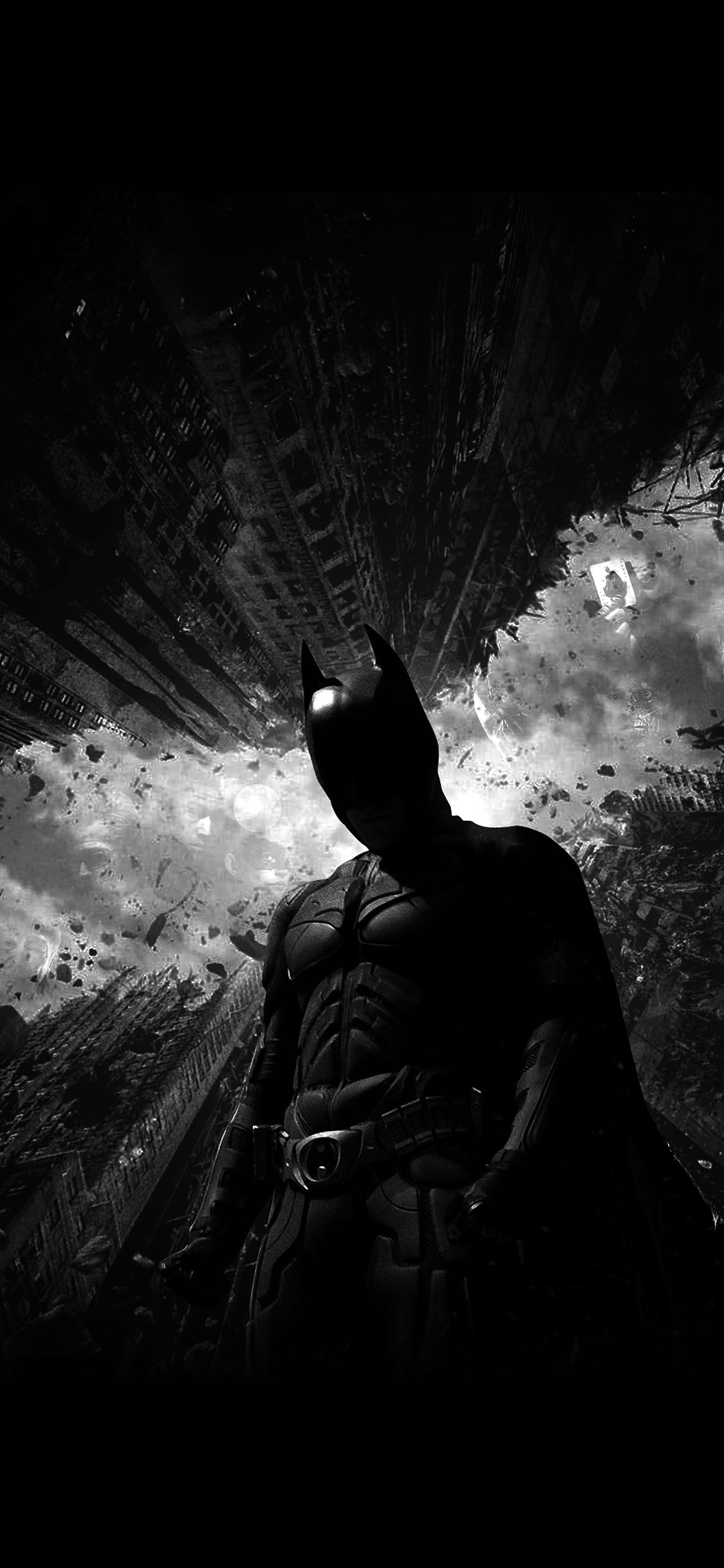 iPhoneXpapers.com-Apple-iPhone-wallpaper-aq90-batman-dark-bw-hero-art