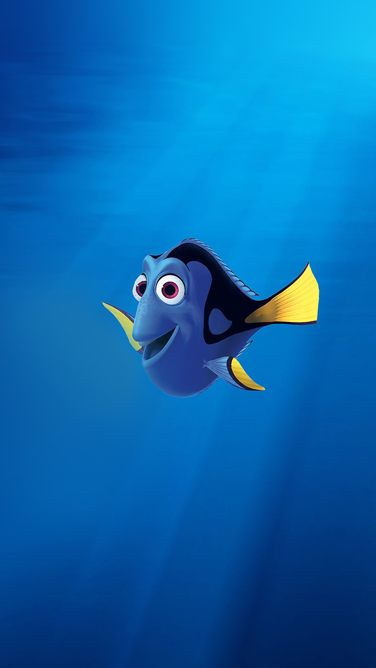 iPhone7papers.com-Apple-iPhone7-iphone7plus-wallpaper-aq99-finding-nemo-dory-disney-art