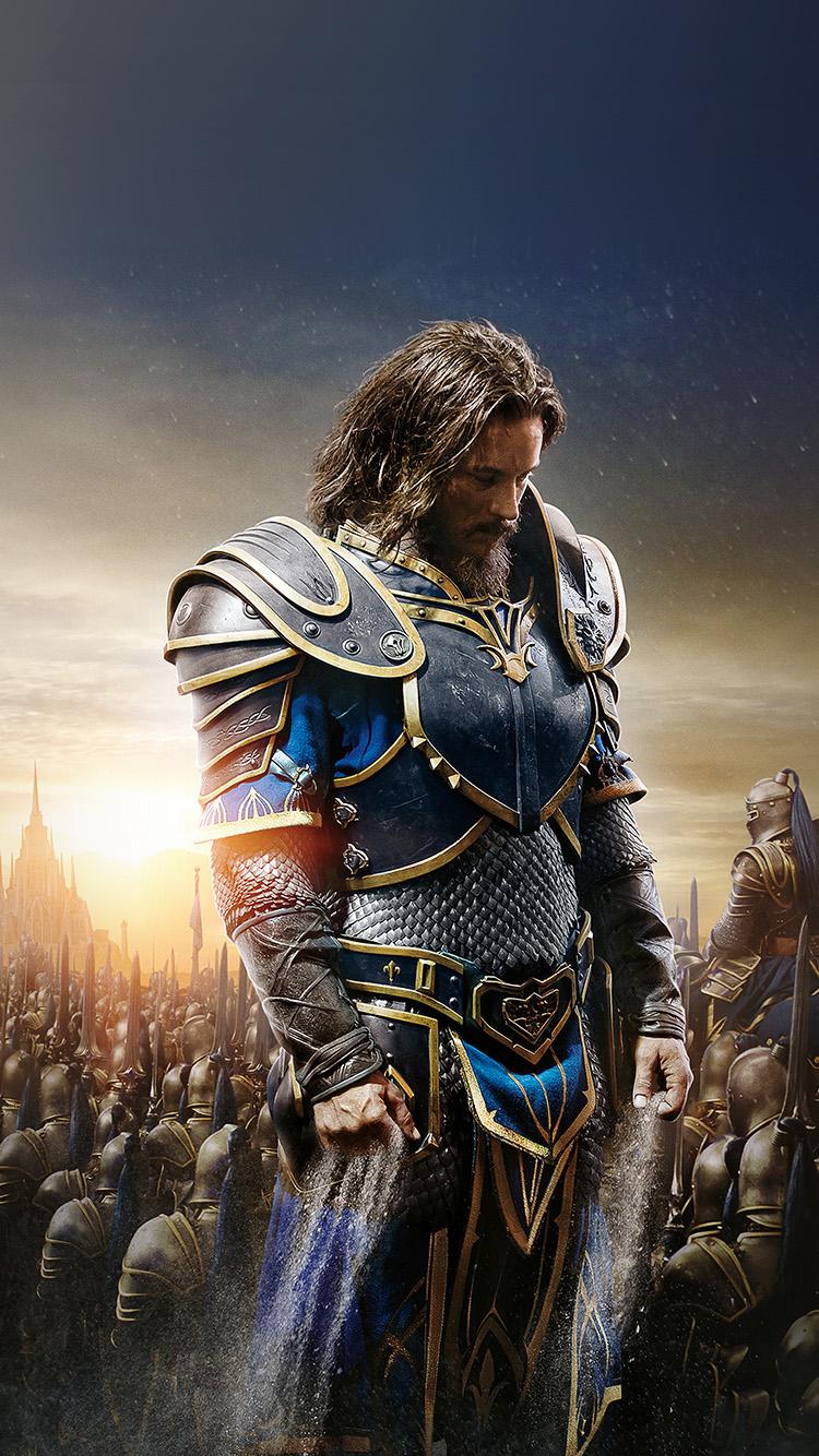 Ar02 Warcraft Beginning Poster Film Art Game Wallpaper