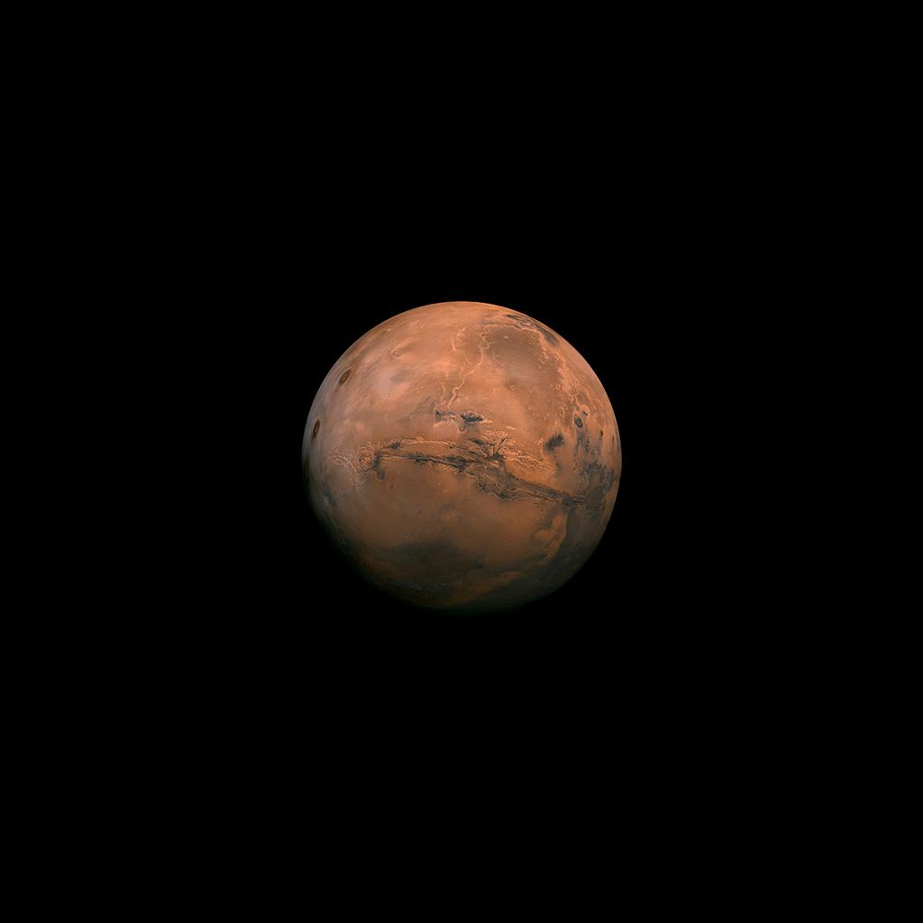 android-wallpaper-ar07-mars-red-dark-minimal-art-space-planet-wallpaper