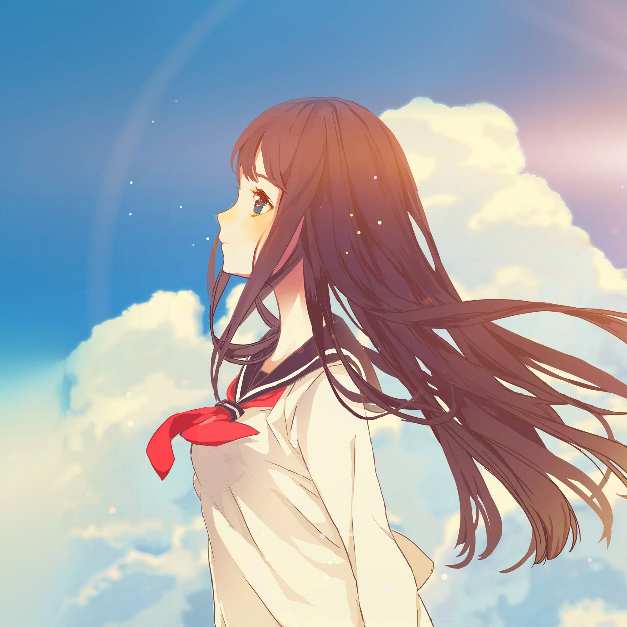 PAPERS.co | Android wallpaper | ar11-cute-girl ...