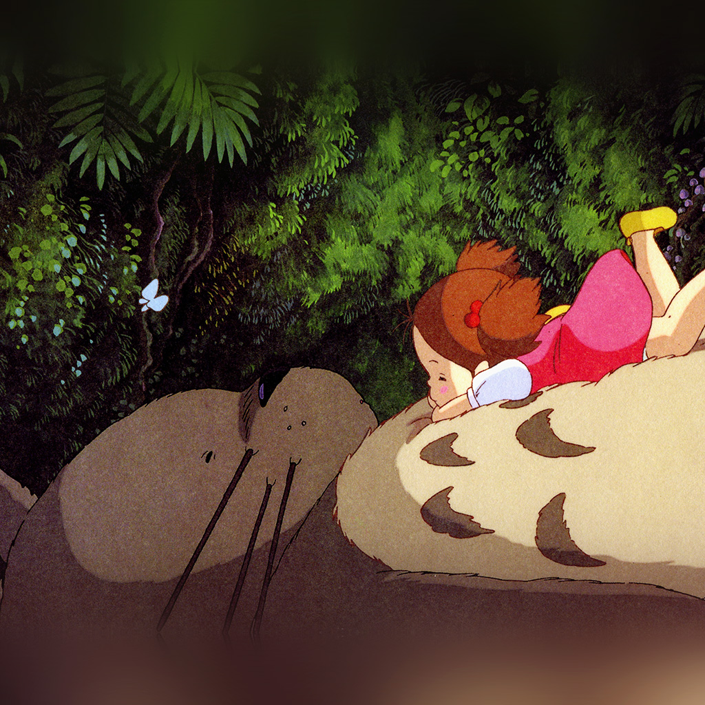 android-wallpaper-ar18-neighbor-totoro-anime-art-cute-illustration-wallpaper