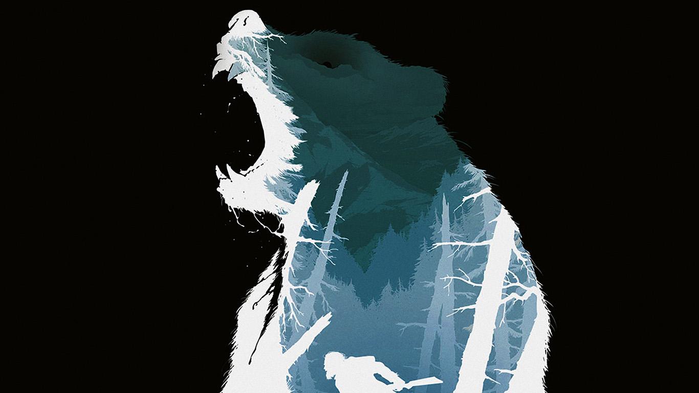 desktop-wallpaper-laptop-mac-macbook-air-ar36-revenant-dicaprio-poster-film-art-bear-dark-wallpaper