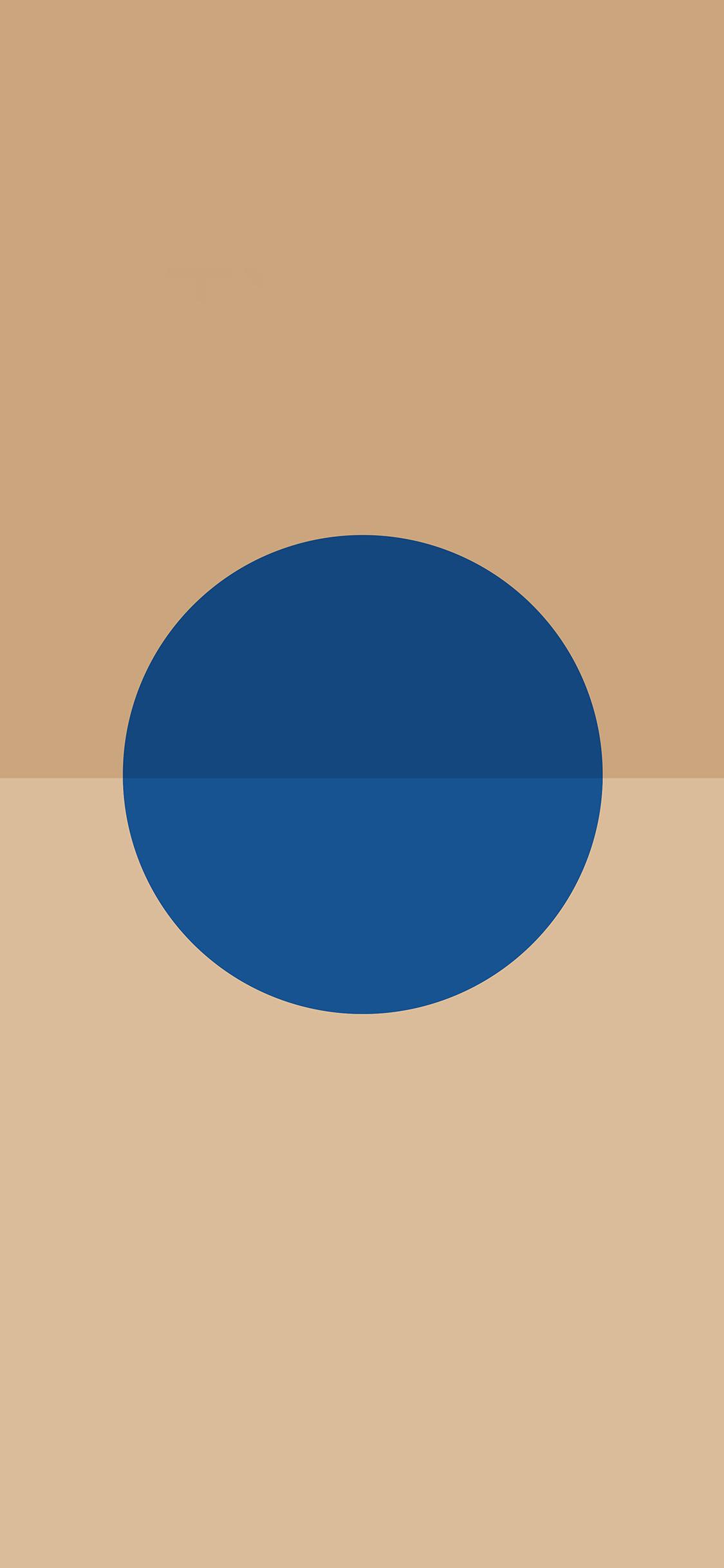 iPhoneXpapers.com-Apple-iPhone-wallpaper-ar39-minimal-tycho-art-blue-sun-yellow-illustration