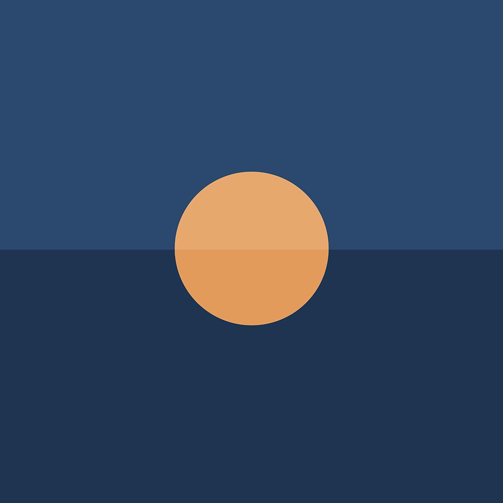 android-wallpaper-ar40-minimal-tycho-art-sun-yellow-blue-illustration-wallpaper