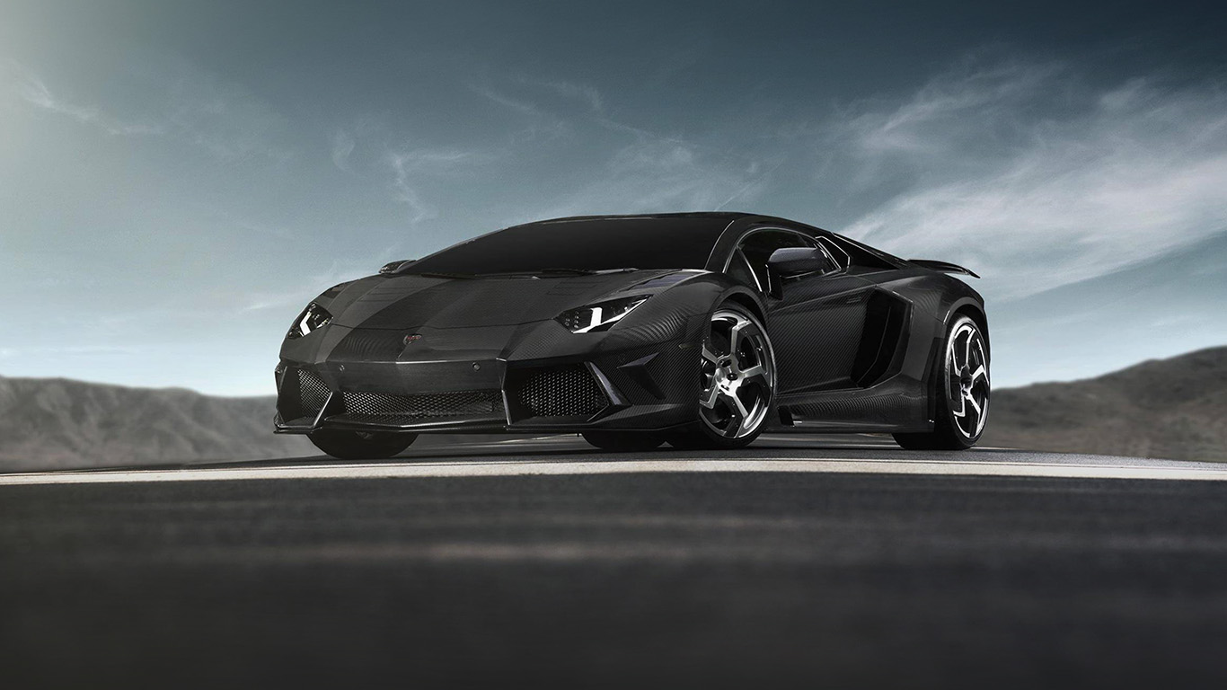 Wallpaper For Desktop Laptop Ar42 Lamborghini Aventador Supercar