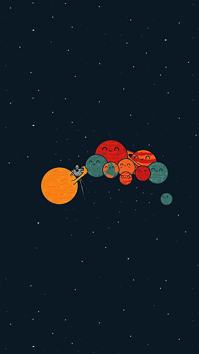 illustration minimal space