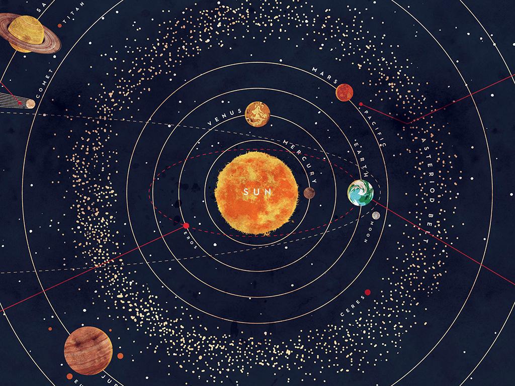 wallpaper for desktop, laptop   ar63-solar-system-space ...