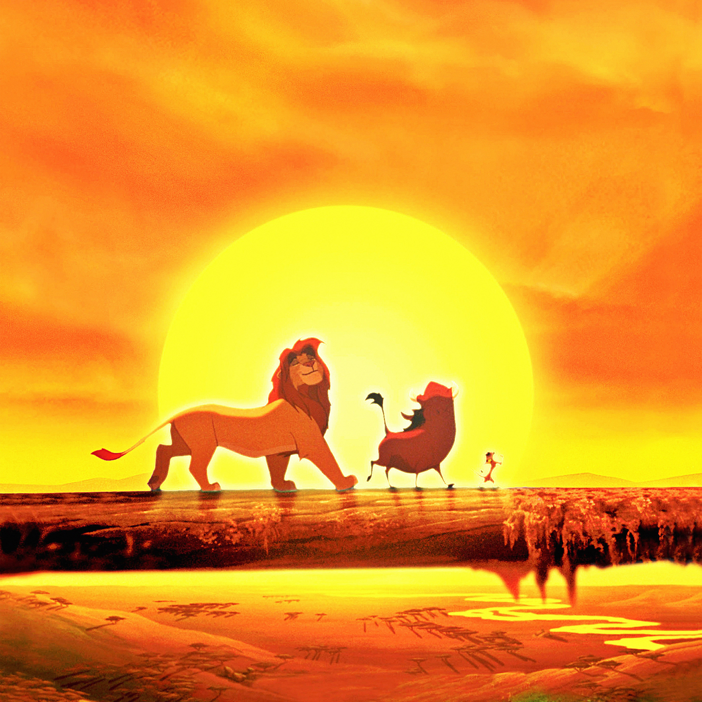 Androidpapers Co Android Wallpaper Ar64 Walt Disney Lion King