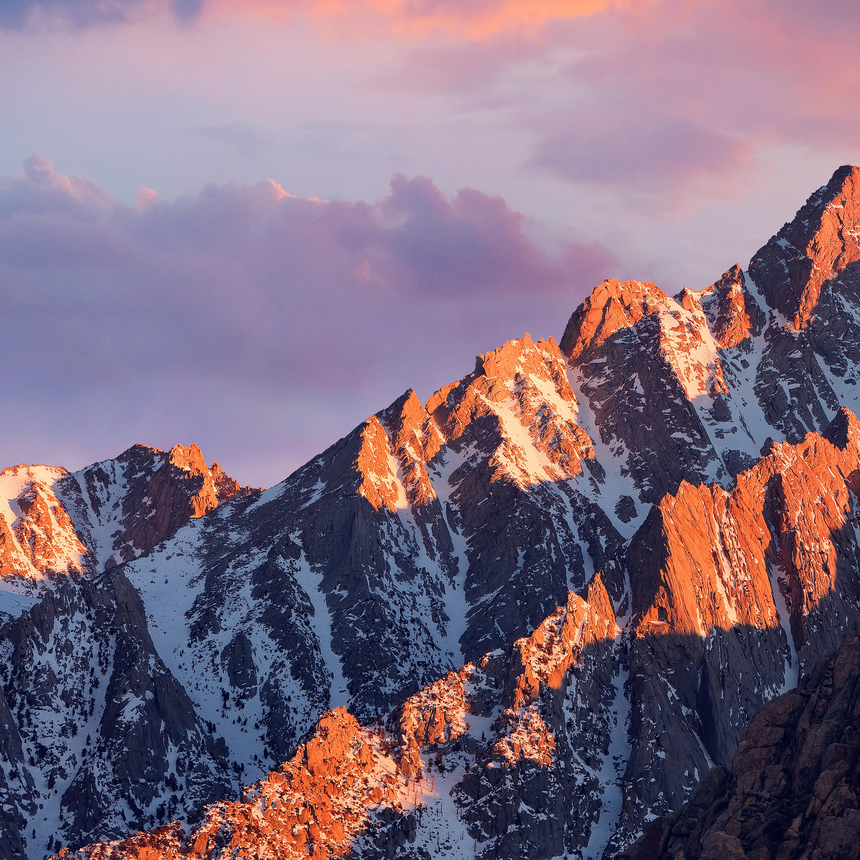 Ar66 Macos Sierra Apple Art Background Wwdc Mountain Wallpaper