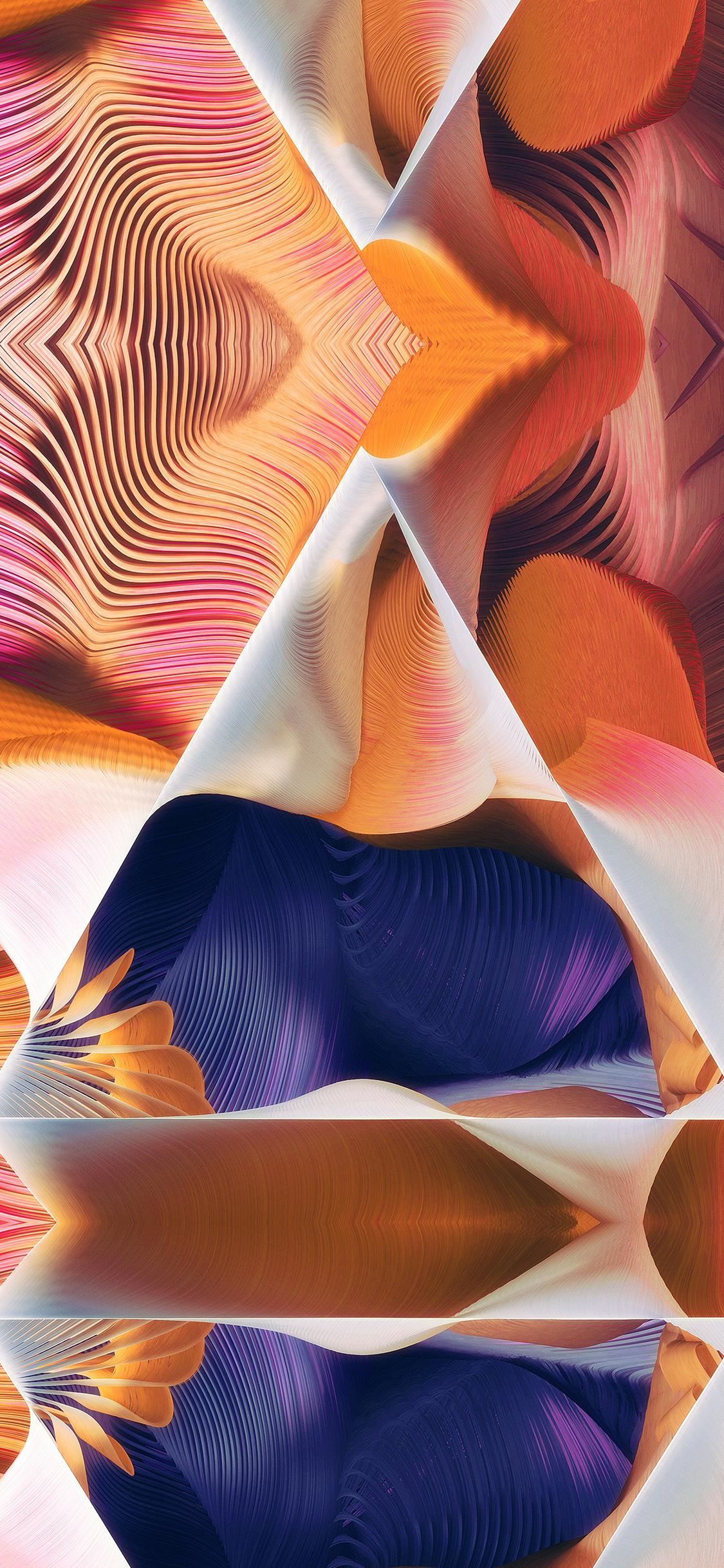 iPhoneXpapers.com-Apple-iPhone-wallpaper-ar71-traingle-plums-ari-weinkle-art-illustration-orange