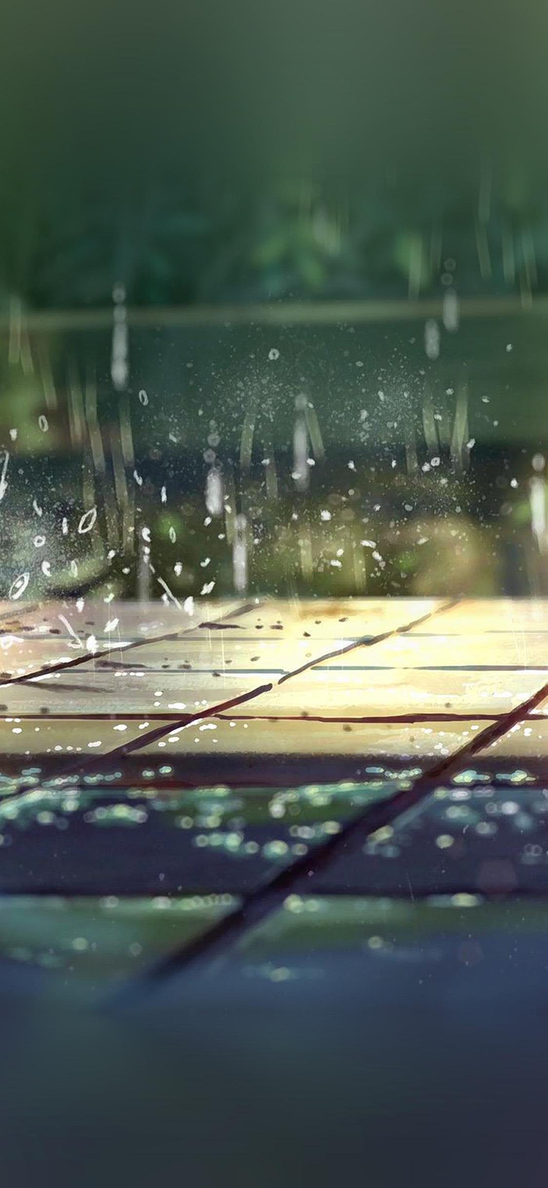 iPhoneXpapers.com-Apple-iPhone-wallpaper-ar78-rainning-illustration-anime-art-nature