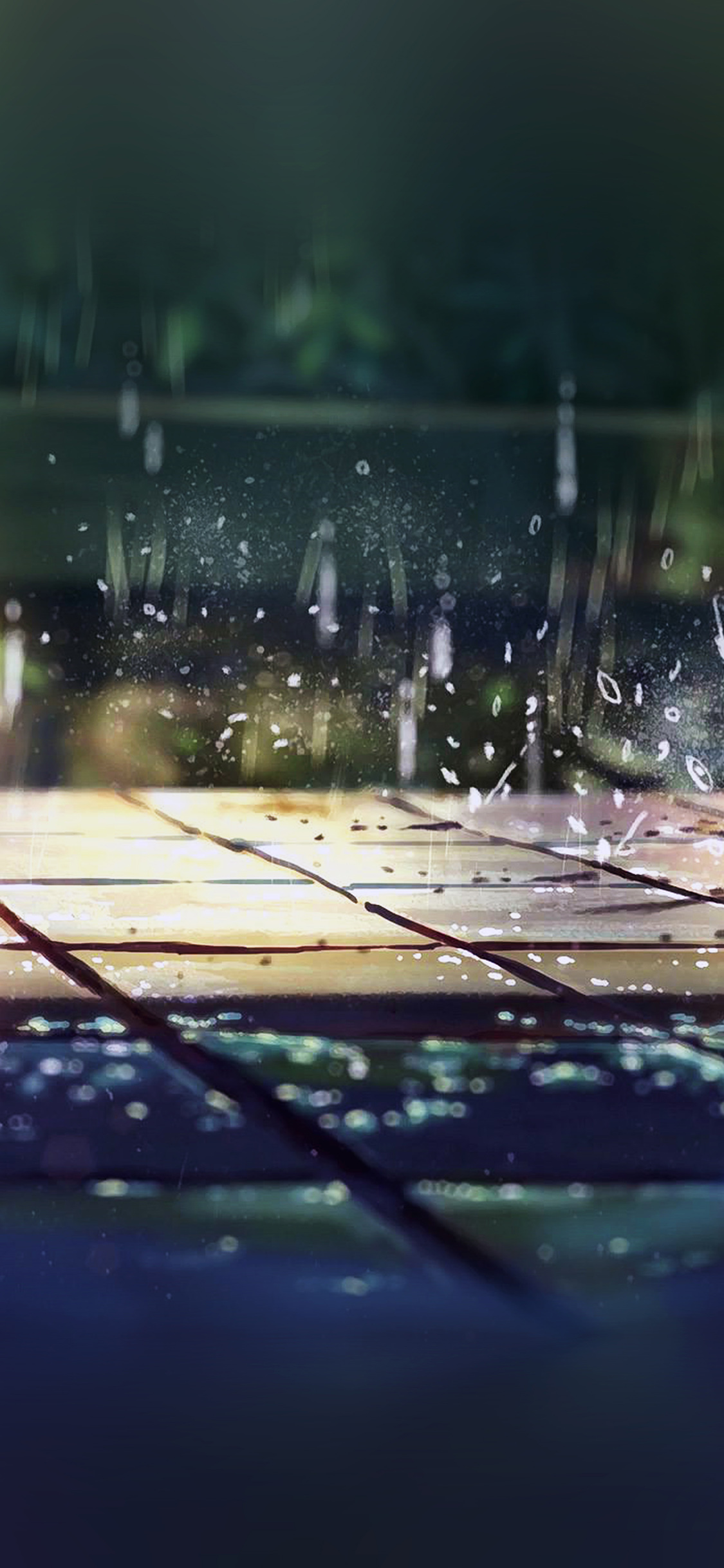 iPhoneXpapers.com-Apple-iPhone-wallpaper-ar79-rainning-illustration-anime-art-nature-flare