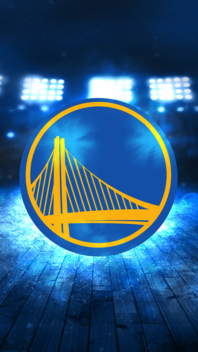 freeios8.com-iphone-4-5-6-plus-ipad-ios8-ar86-golden-state-warriors-logo-nba-sports-art-illustration