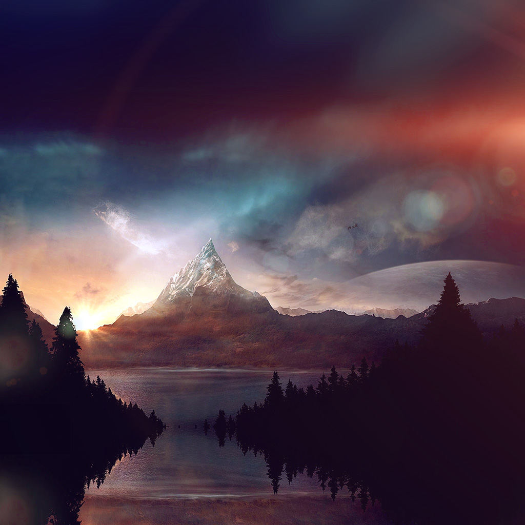 android-wallpaper-ar92-mountain-nature-fantasy-art-illustration-flare-wallpaper