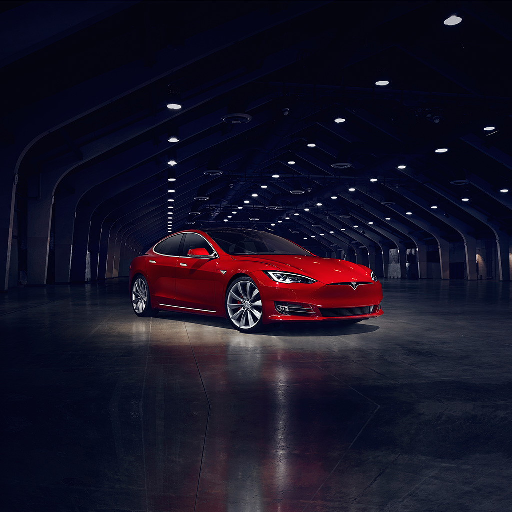 android-wallpaper-as04-teslar-model-s-red-car-motor-art-wallpaper