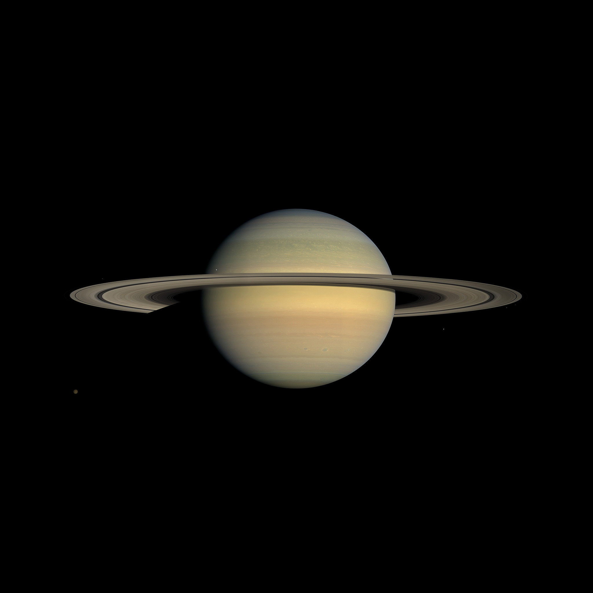 saturn essay Saturn is the sixth planet from the sun and the second-largest in the solar  system, after jupiter it is a gas giant with an average radius about nine times that  of.