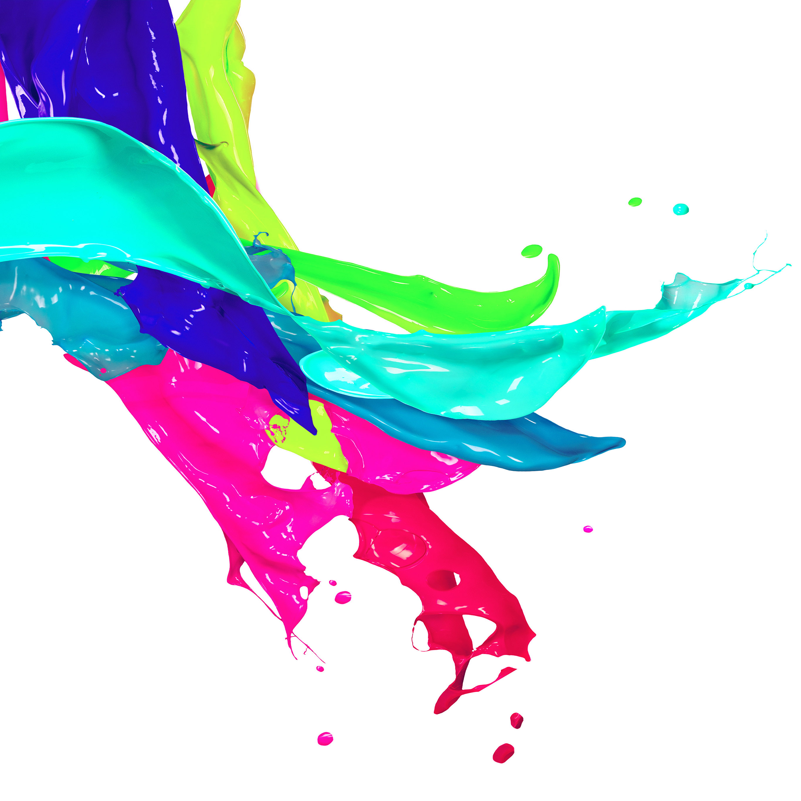 rainbow illustration wallpaper 1920x1080 - photo #13