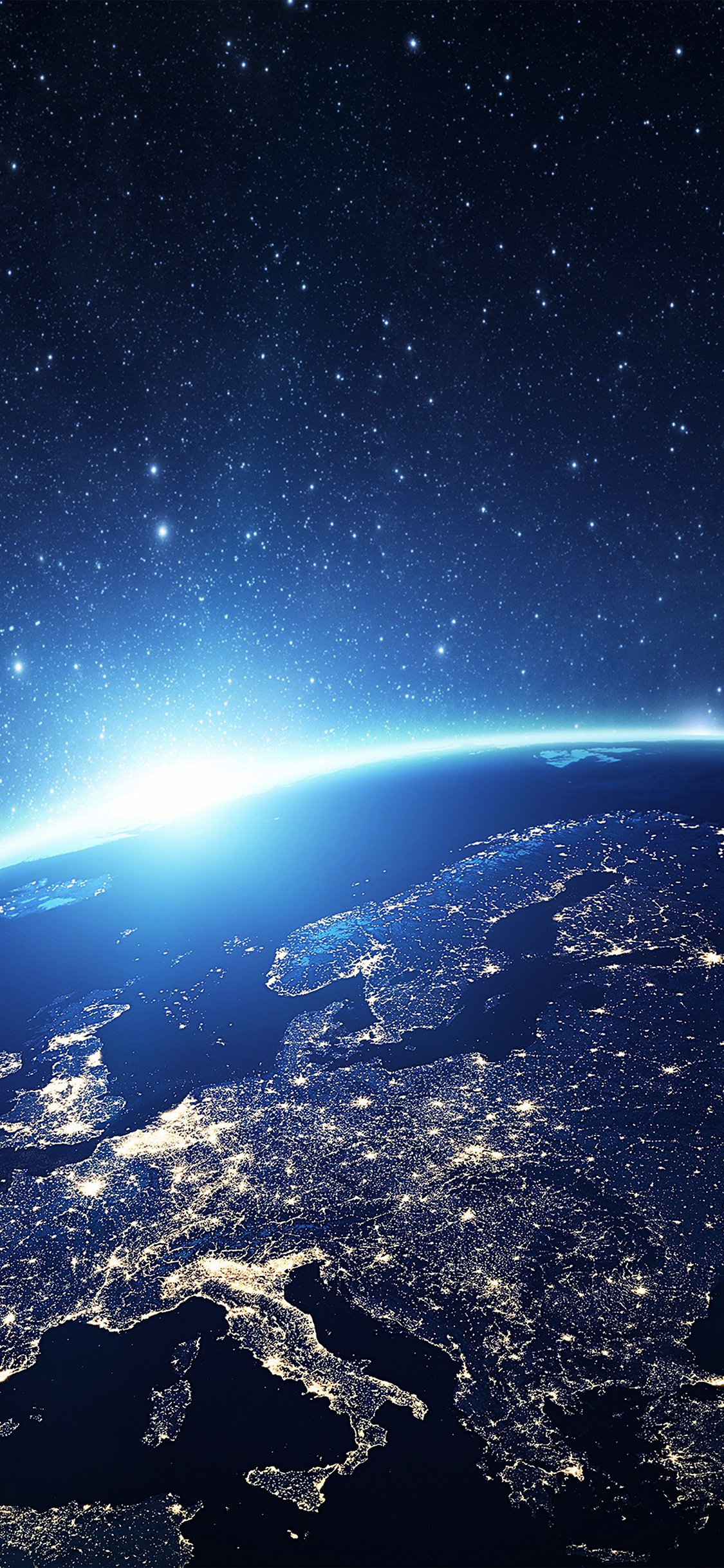 papers.co as24 europe earth blue space night art illustration 41 iphone wallpaper