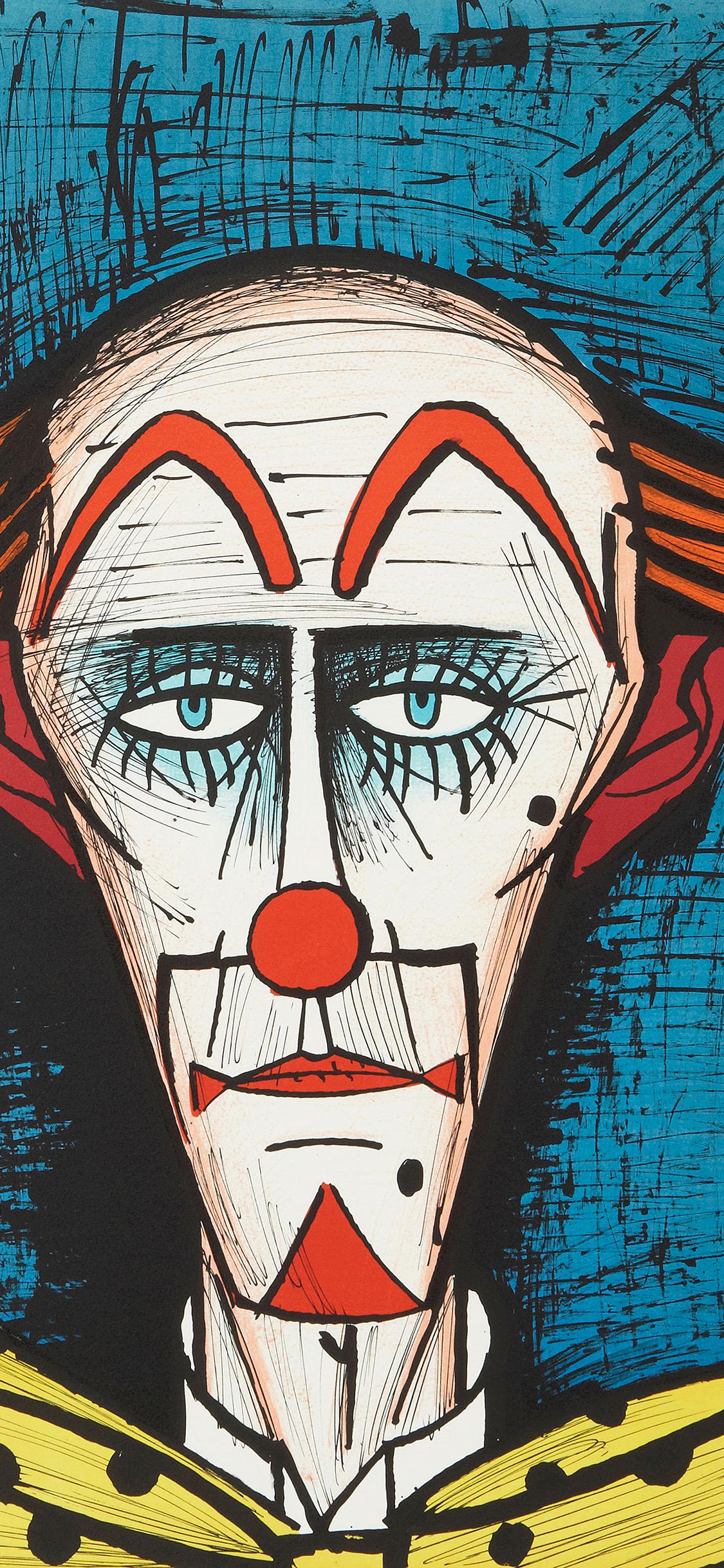 iPhoneXpapers.com-Apple-iPhone-wallpaper-as26-bernard-buffet-classic-paint-art-illustration