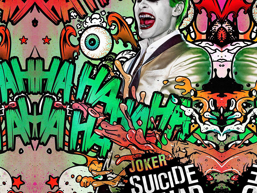 the joker essay Free essay: in this quote from the movie the joker is basically mocking everyone else for having a superego twice in the movie the joker explains how he got.