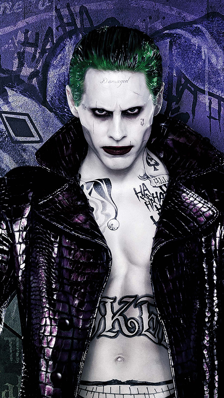 as44 suicide squad jared leto art illustration joker wallpaper. Black Bedroom Furniture Sets. Home Design Ideas