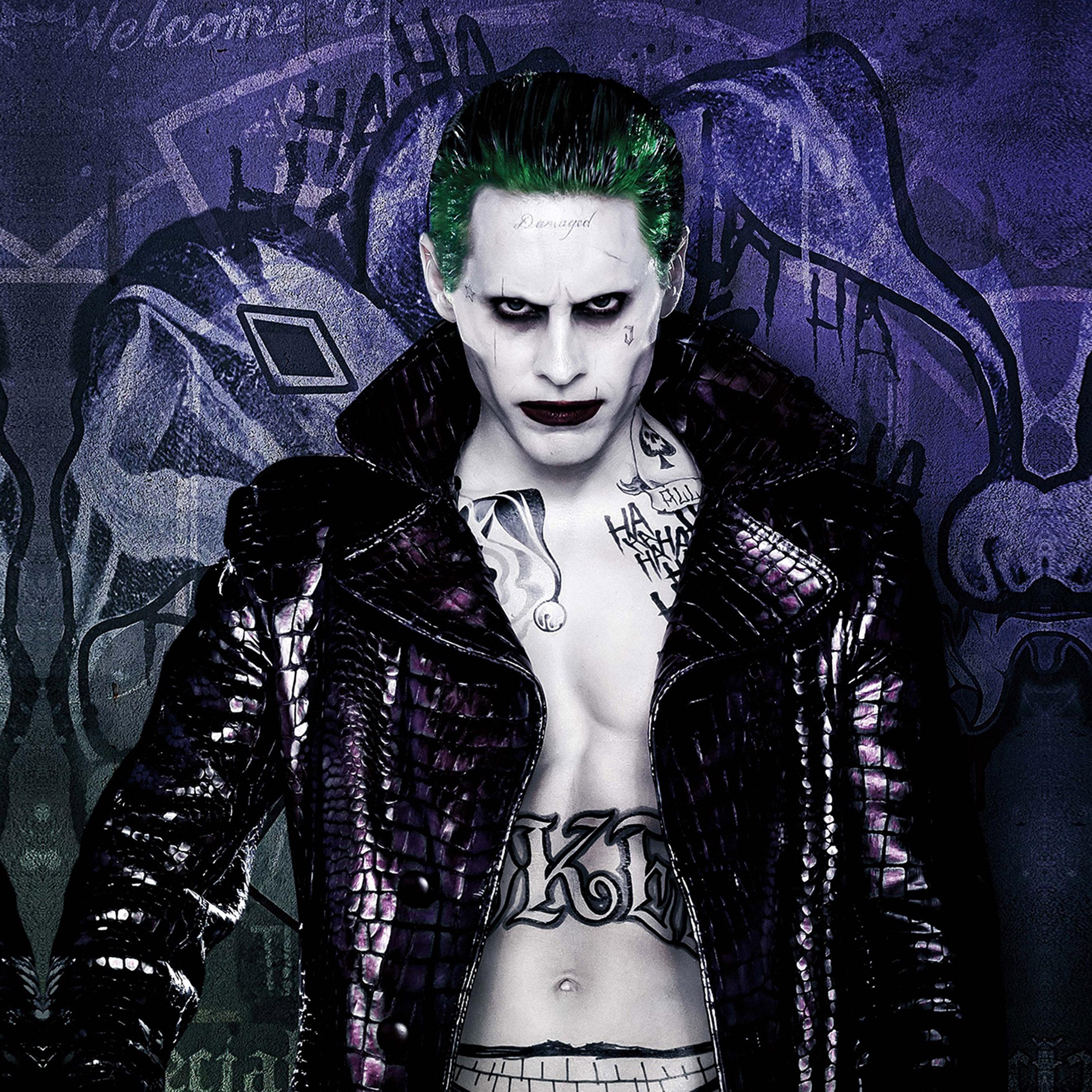 As44 Suicide Squad Jared Leto Art Illustration Joker Wallpaper