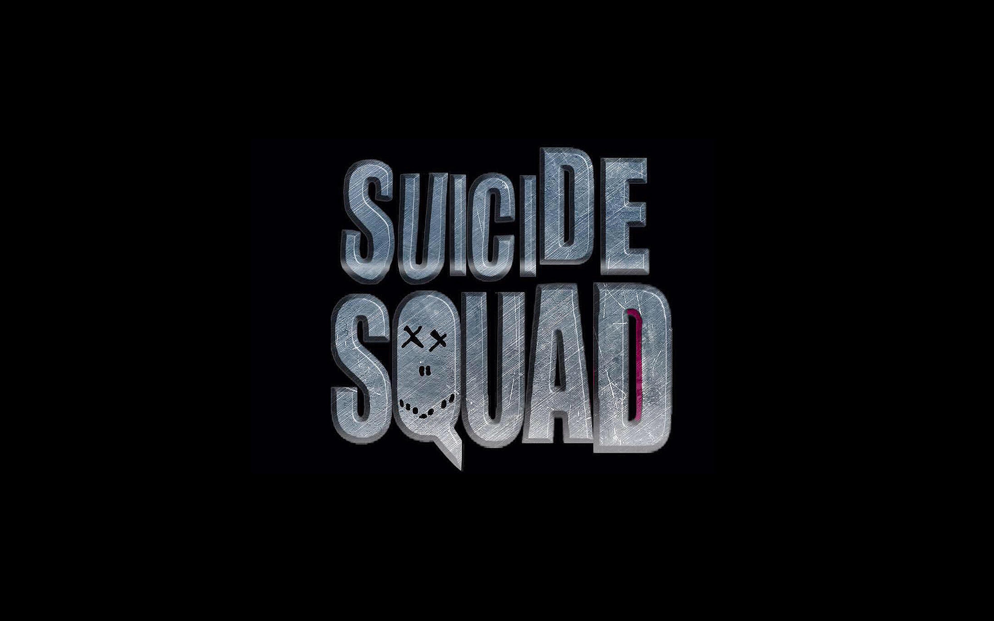 Papers Co Desktop Wallpaper As59 Suicide Squad Logo Dc
