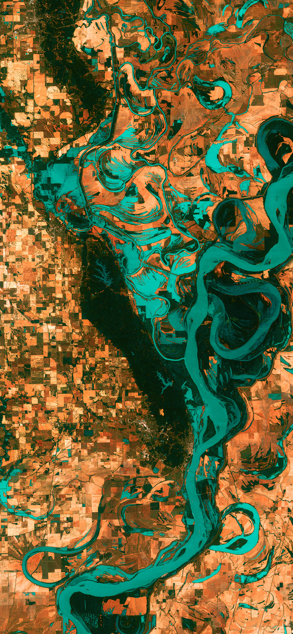 iPhonexpapers.com-Apple-iPhone-wallpaper-as96-earthview-mississippi-river-space-art-illustration