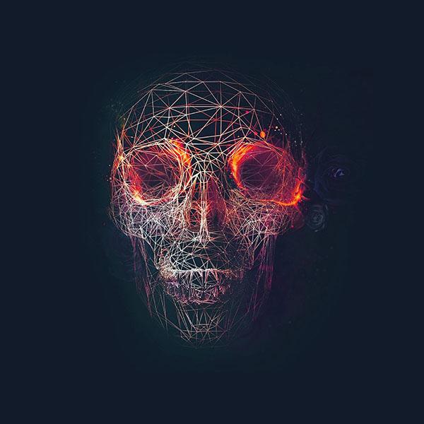 iPapers.co-Apple-iPhone-iPad-Macbook-iMac-wallpaper-at03-digital-skull-dark-abstract-art-illustration-red-wallpaper