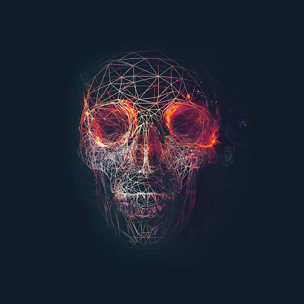 wallpaper-at03-digital-skull-dark-abstract-art-illustration-red-wallpaper