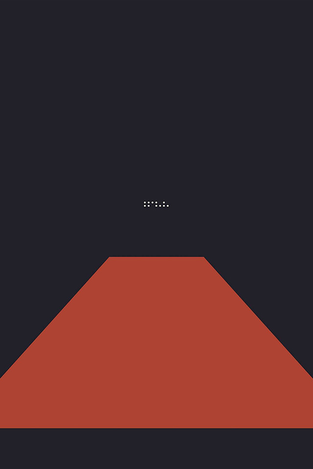 At21 simple tycho red dark abstract minimal art for Minimal art online