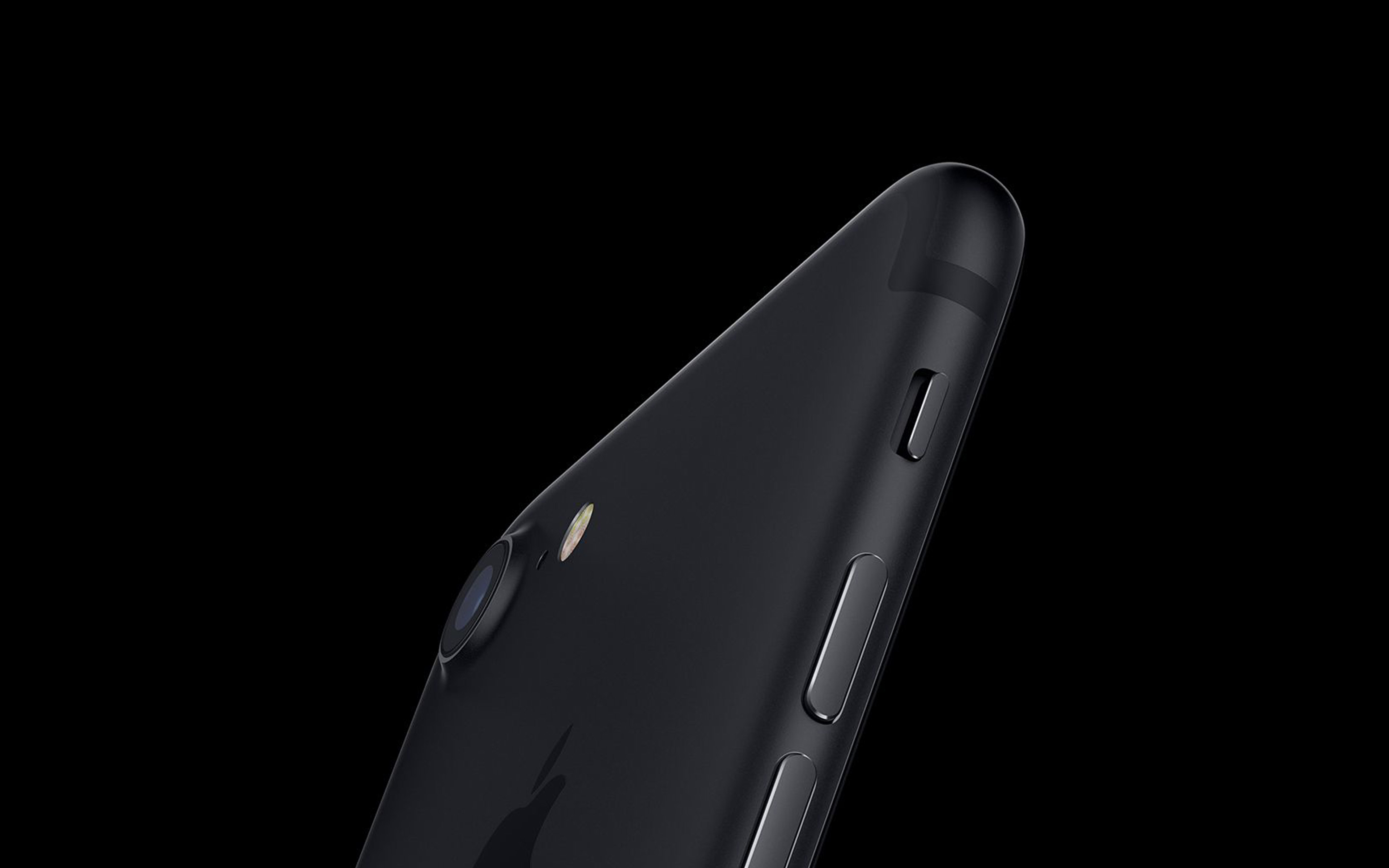 At24 Apple Iphone7 Black Plus Dark Art Illustration Wallpaper