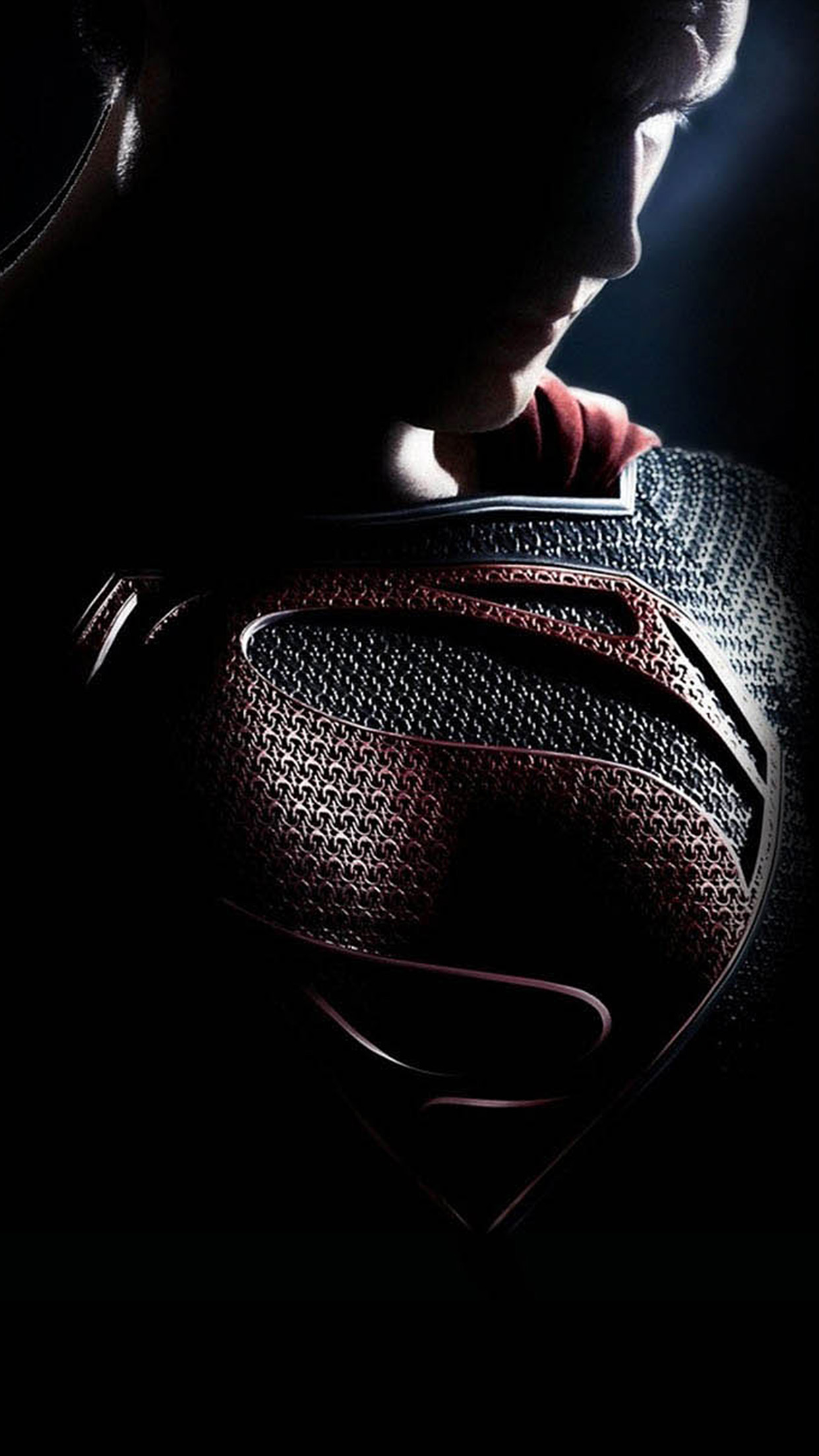 Iphone7papers Com Iphone7 Wallpaper At37 Superman Dark Hero Art