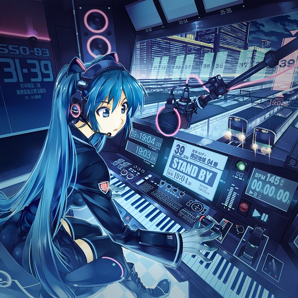 wallpaper-at52-hatsune-miku-anime-girl-train-blue-art-illustration-cute-wallpaper
