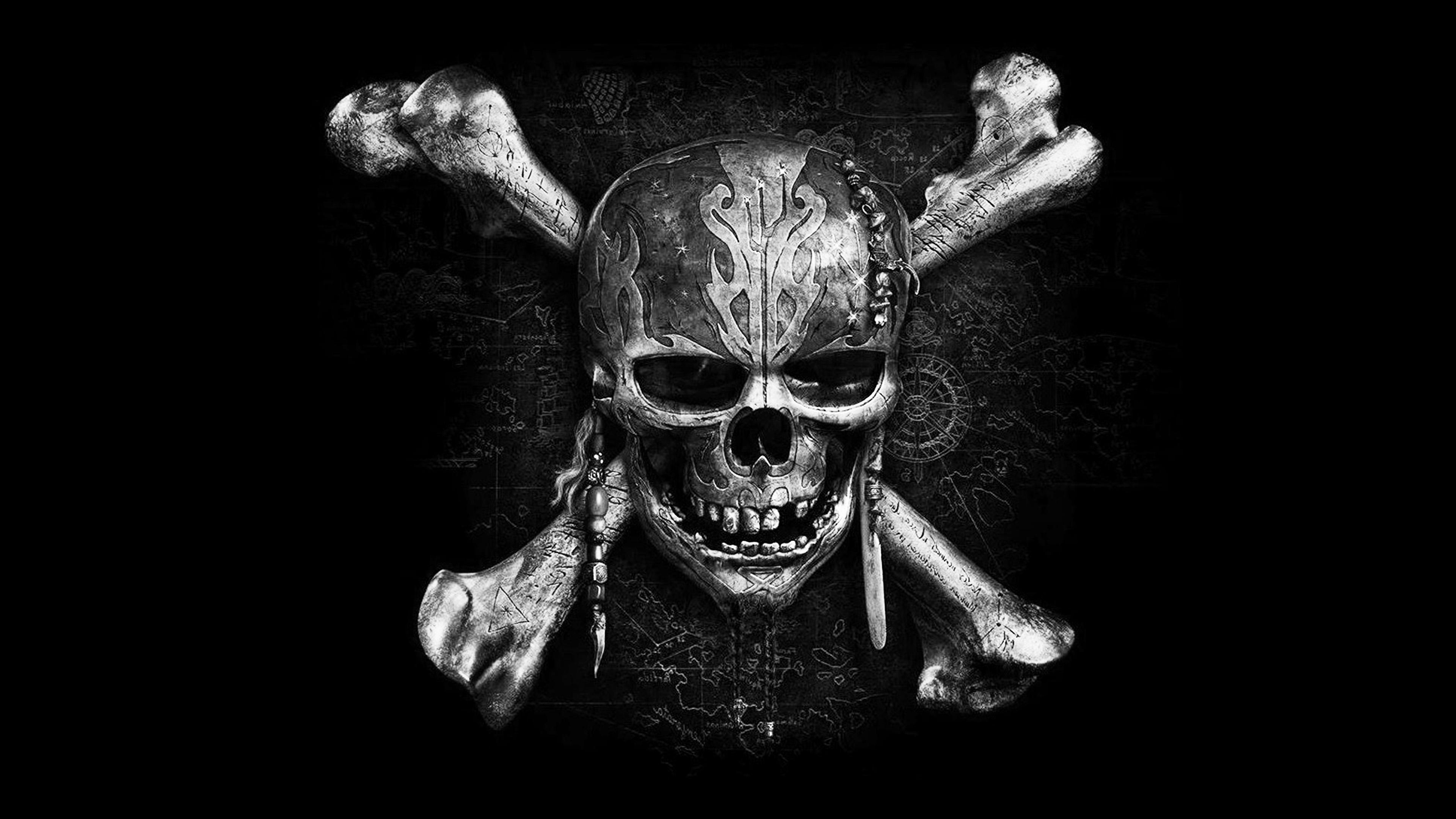 Pirates Logo Skull at84-pirates-dark-skul...