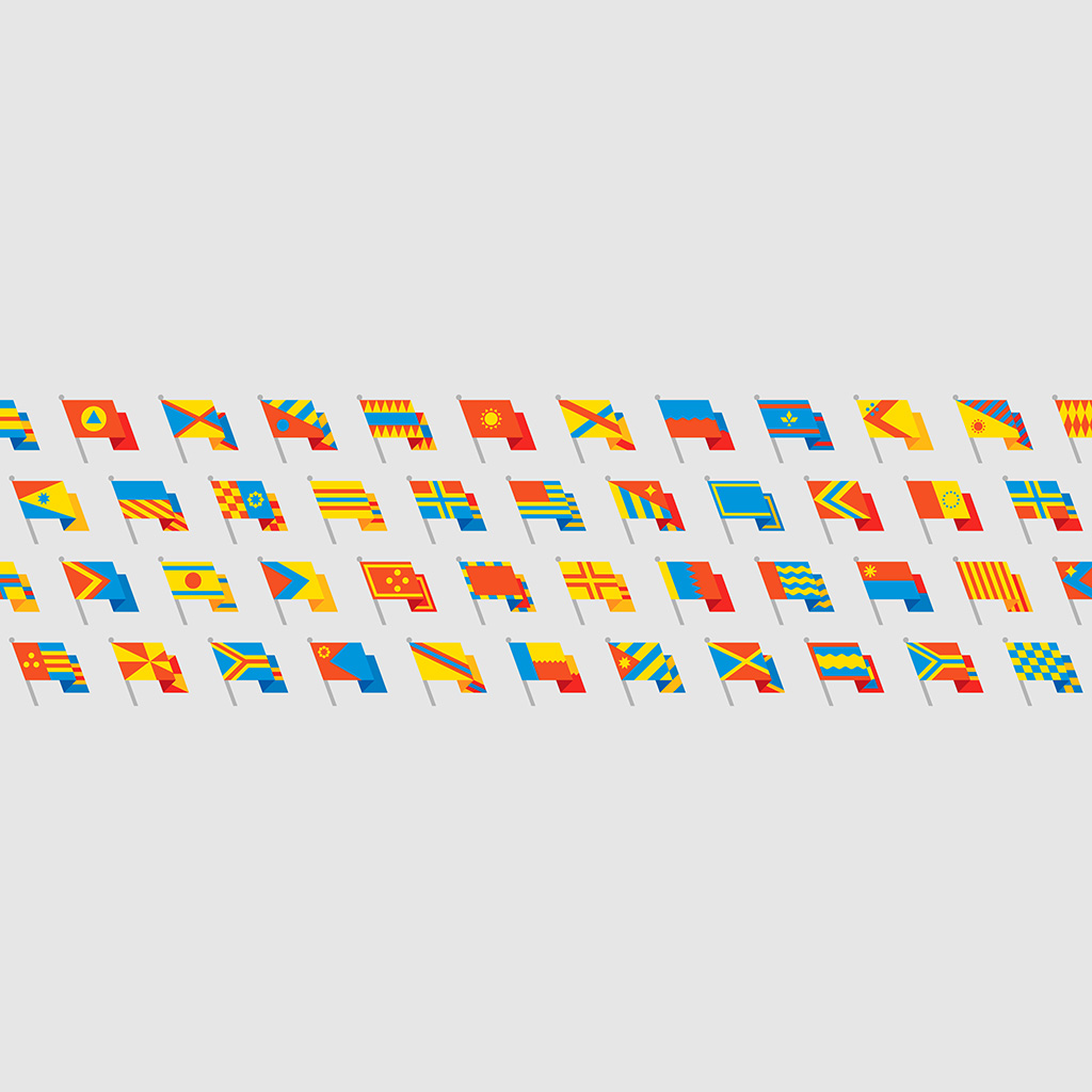wallpaper-at85-flags-art-simple-cute-illustration-wallpaper