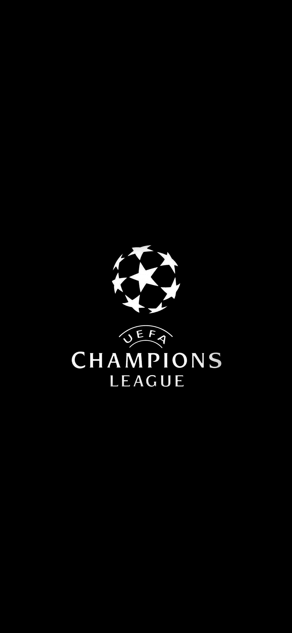 iPhoneXpapers.com-Apple-iPhone-wallpaper-at89-champions-league-europe-logo-soccer-art-illustration-dark-bw