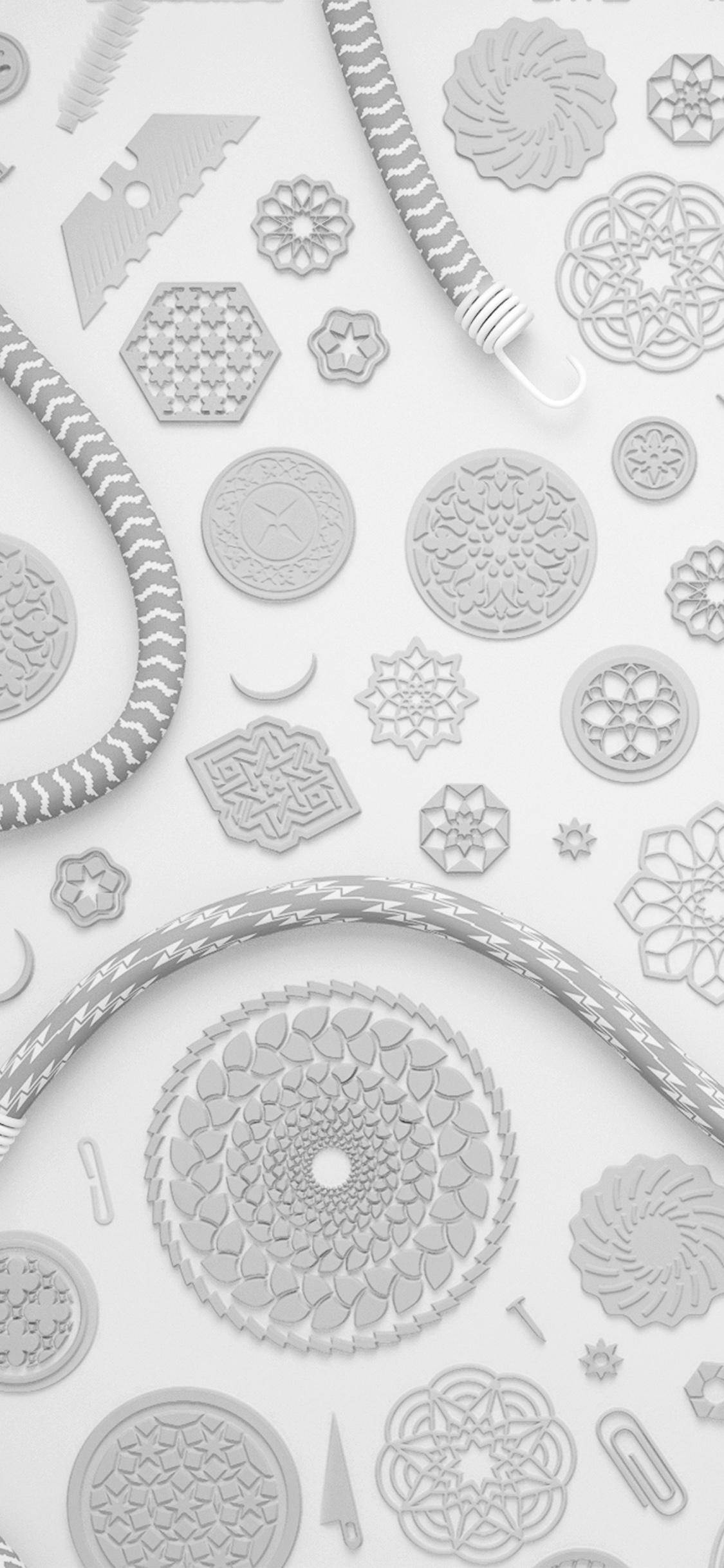 iPhoneXpapers.com-Apple-iPhone-wallpaper-at97-dan-funderburgh-simple-pattern-art-illustration-bw-white