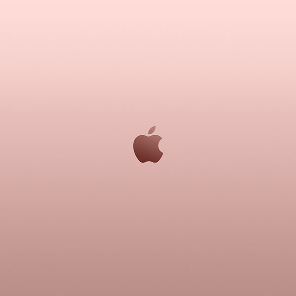 iPapers.co-Apple-iPhone-iPad-Macbook-iMac-wallpaper-au11-apple-pink-rose-gold-minimal-illustration-art-wallpaper