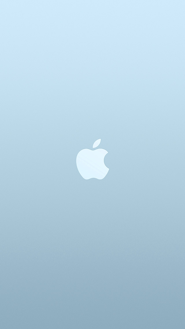 freeios8.com-iphone-4-5-6-plus-ipad-ios8-au16-logo-apple-blue-white-minimal-illustration-art