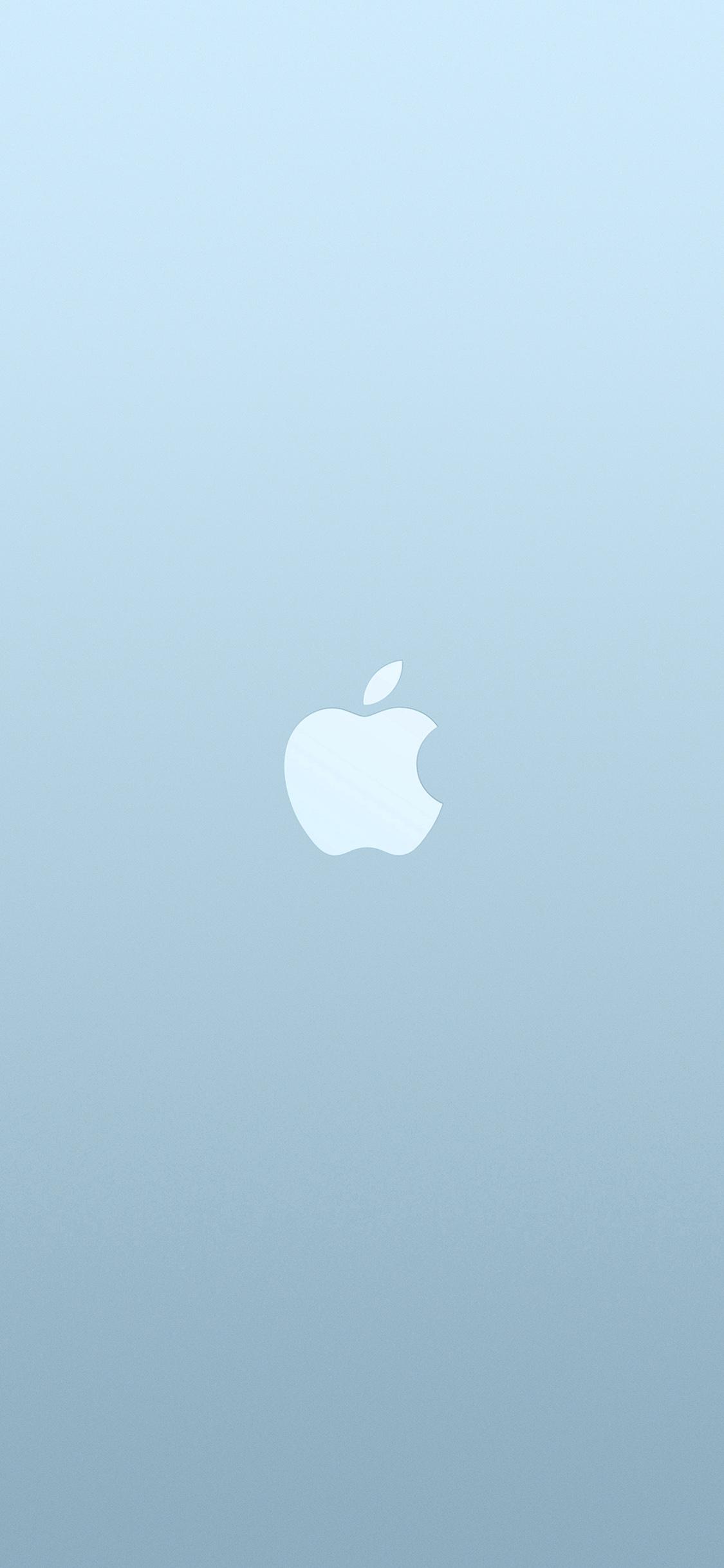 iPhoneXpapers.com-Apple-iPhone-wallpaper-au16-logo-apple-blue-white-minimal-illustration-art