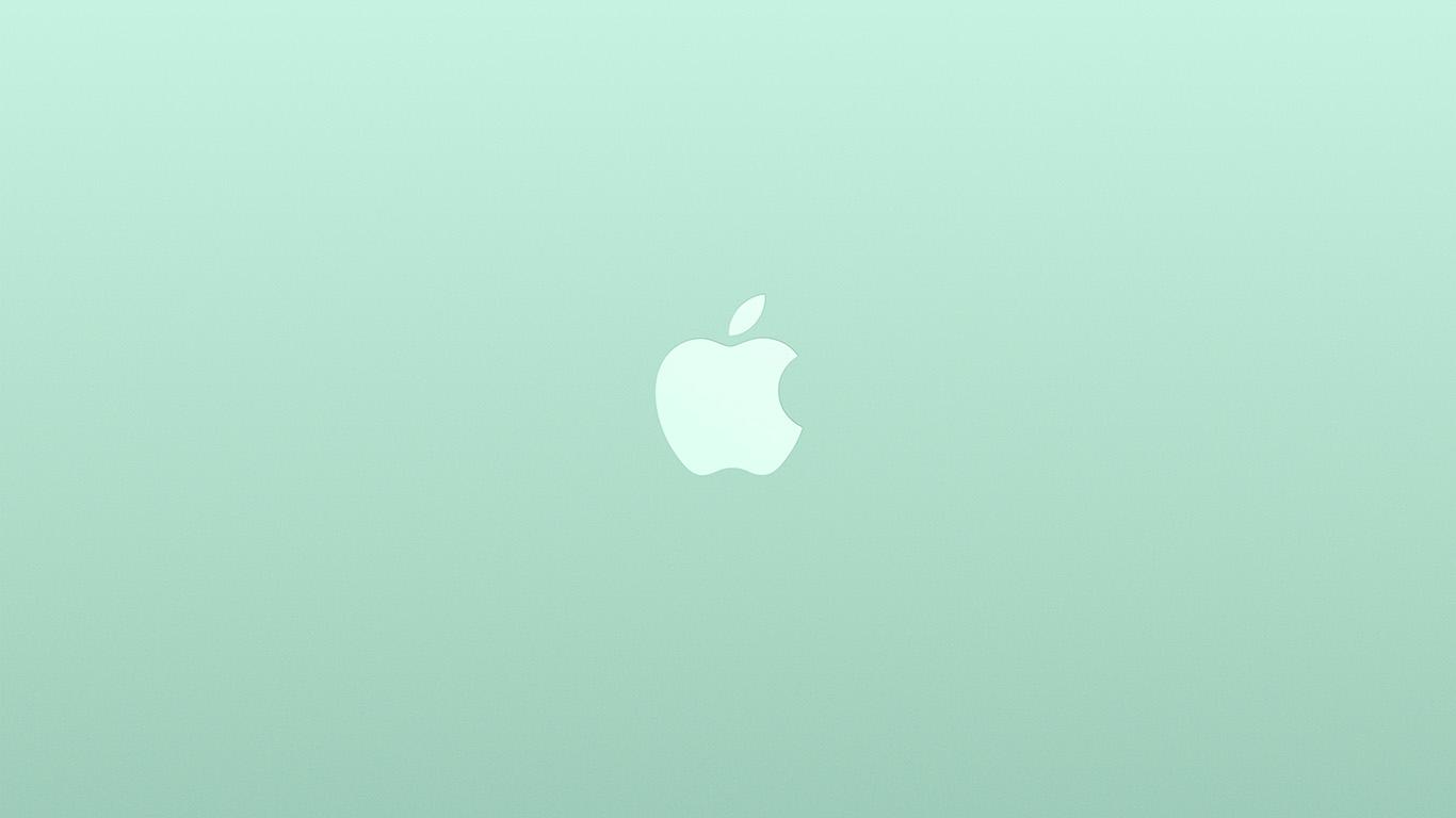 desktop-wallpaper-laptop-mac-macbook-air-au17-logo-apple-green-white-minimal-illustration-art-wallpaper