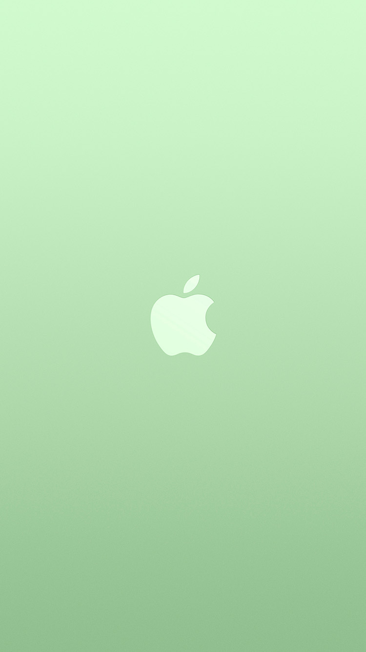 iPhone7papers.com-Apple-iPhone7-iphone7plus-wallpaper-au18-logo-apple-green-white-minimal-illustration-art-color