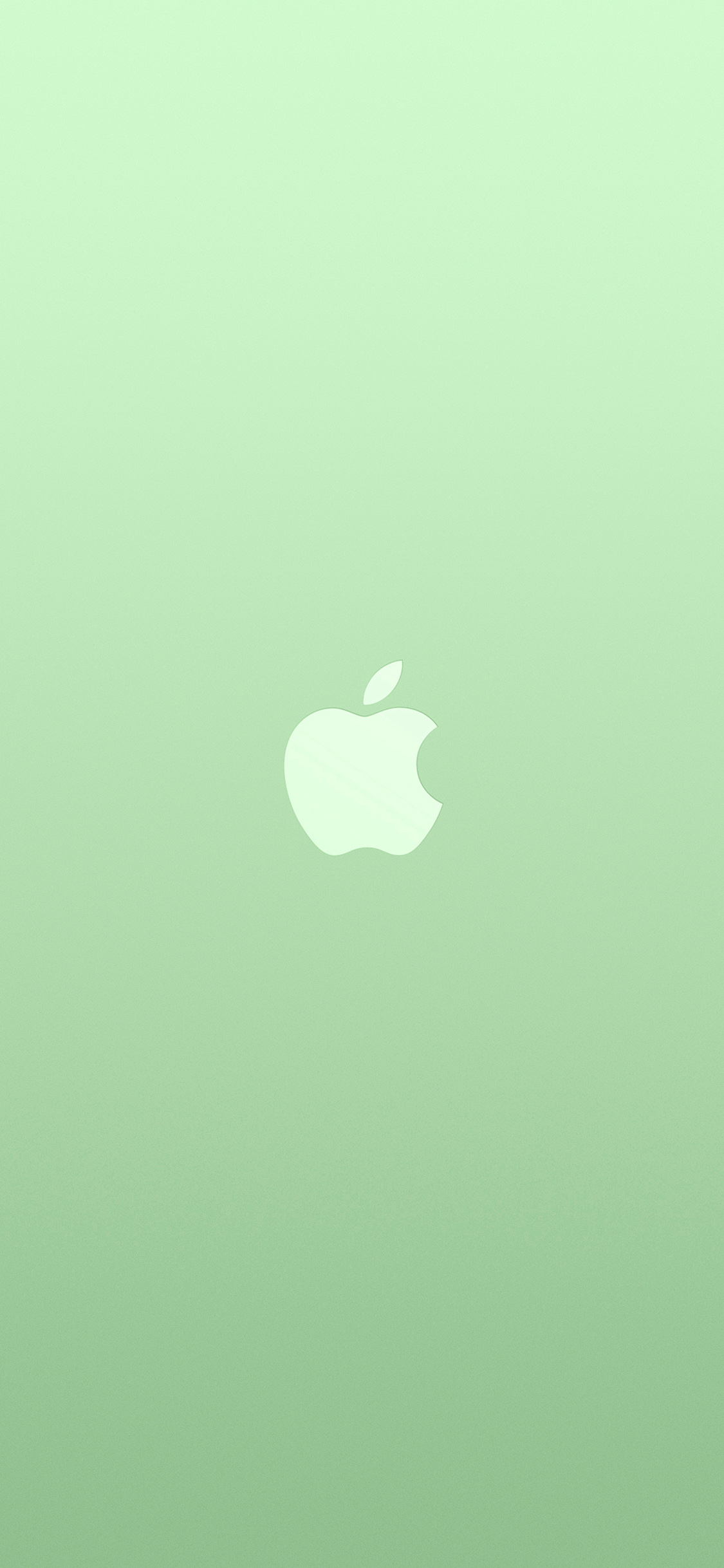 iphonexpapers | iphone x wallpaper | au18-logo-apple-green-white