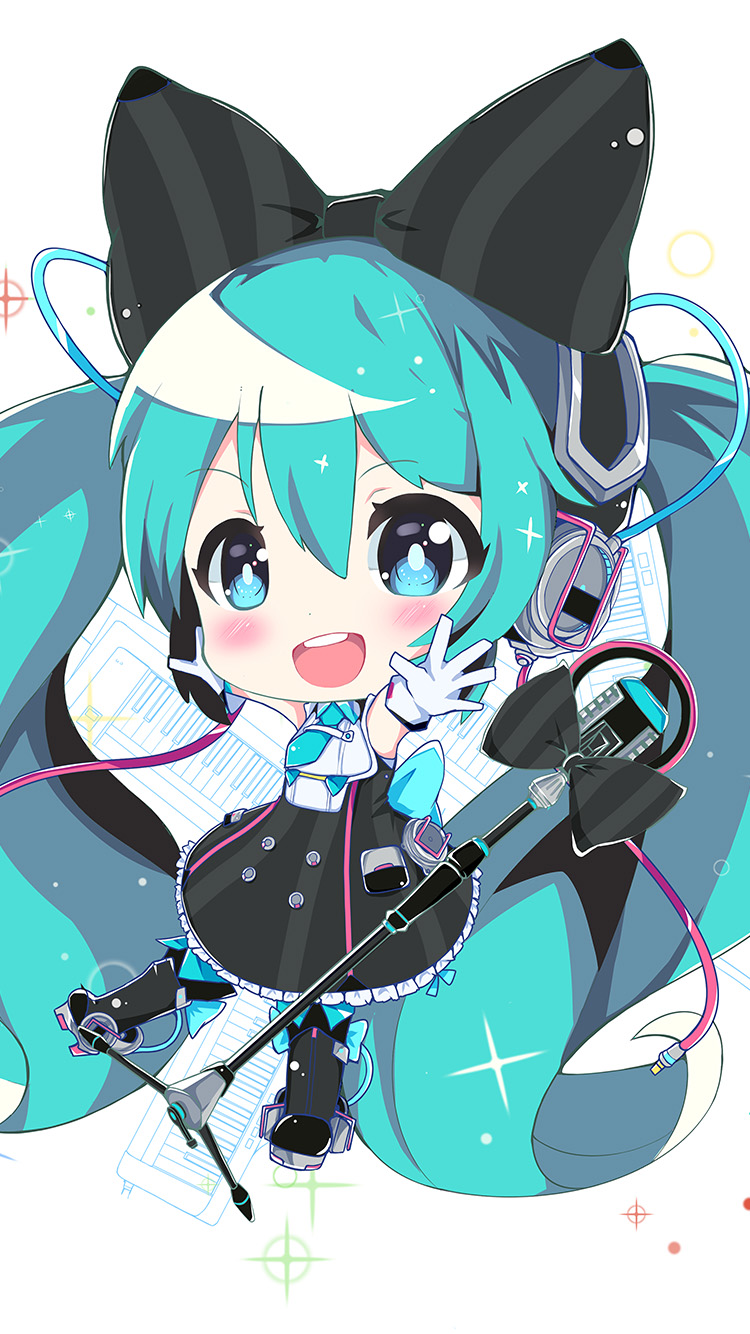 Papers.co-iPhone5-iphone6-plus-wallpaper-au25-hatsune-miku-anime-girl-blue-illustration-art